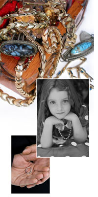 Jewelry repair including ring sizing, bead stringing, and much more...